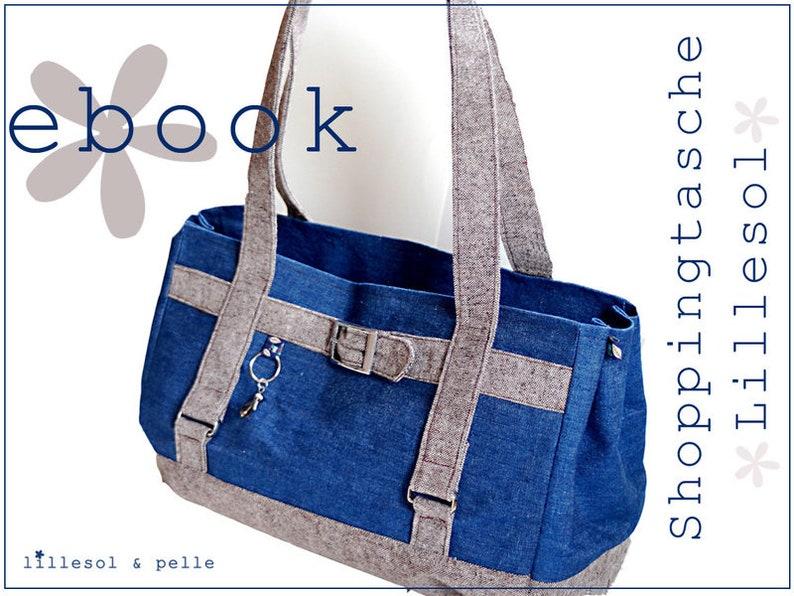 Ebook Shoppingtasche Lillesol image 0