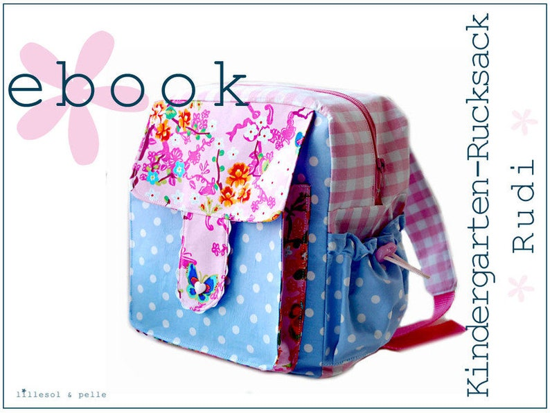 ebook Nursery Backpack Rudi image 0