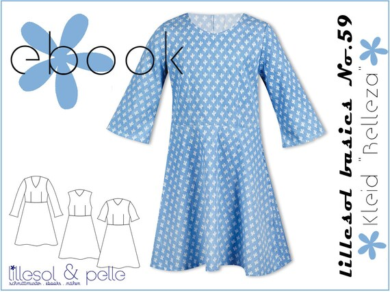 ebookSewing Instructions Dress