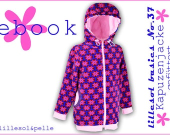 ebook/Sewing Instructions Hooded jacket lined
