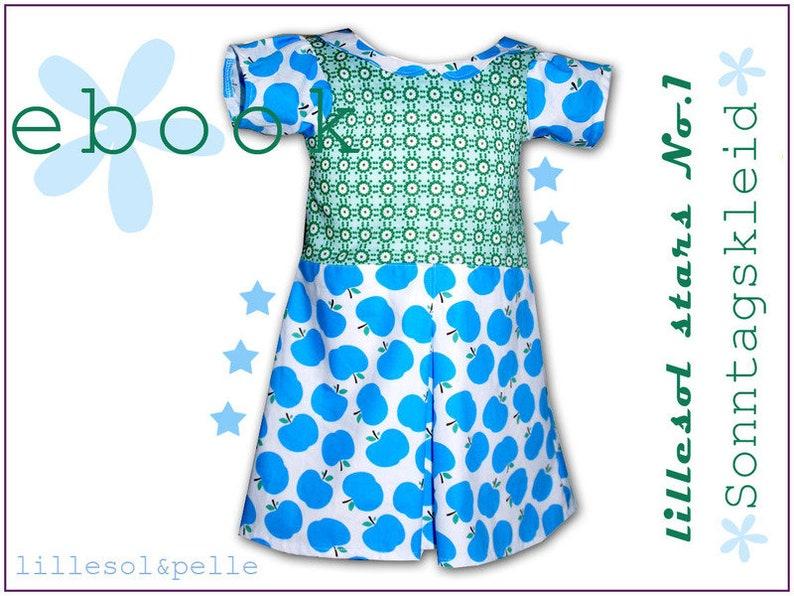 ebook/sewing Instructions Sunday dress image 0