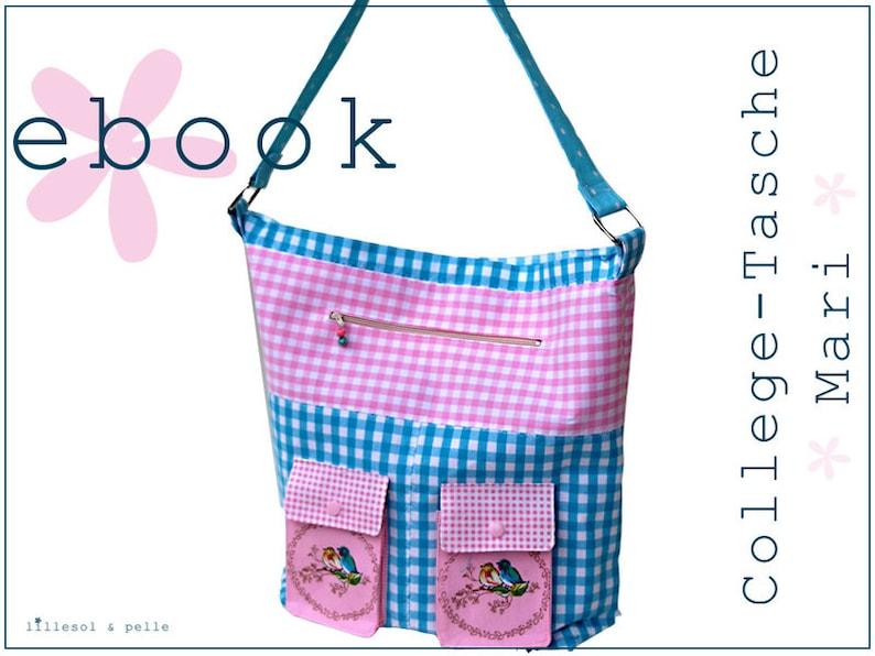 Ebook College-Tasche Mari image 0
