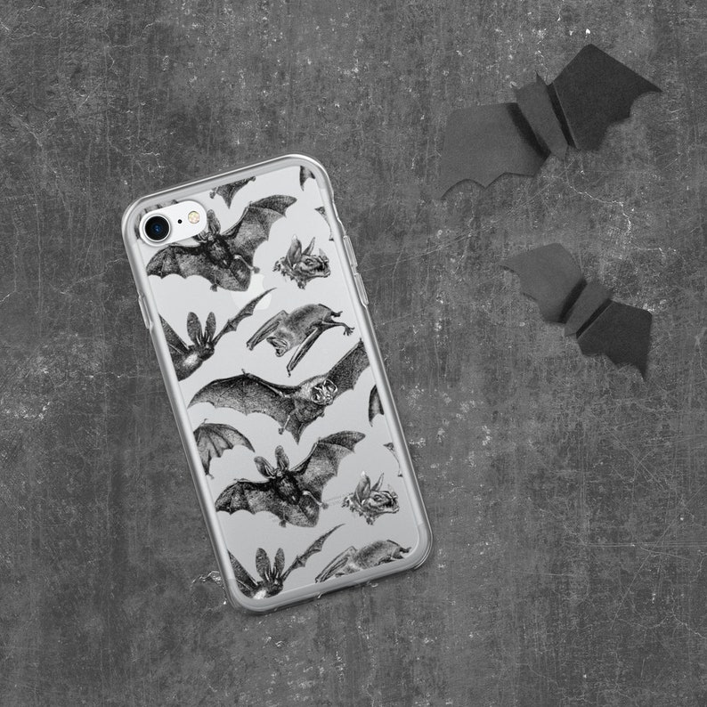 Gothic iPhone 7 8 11 pro plus SE X XS Max XR case  Witchy iPhone 7/8