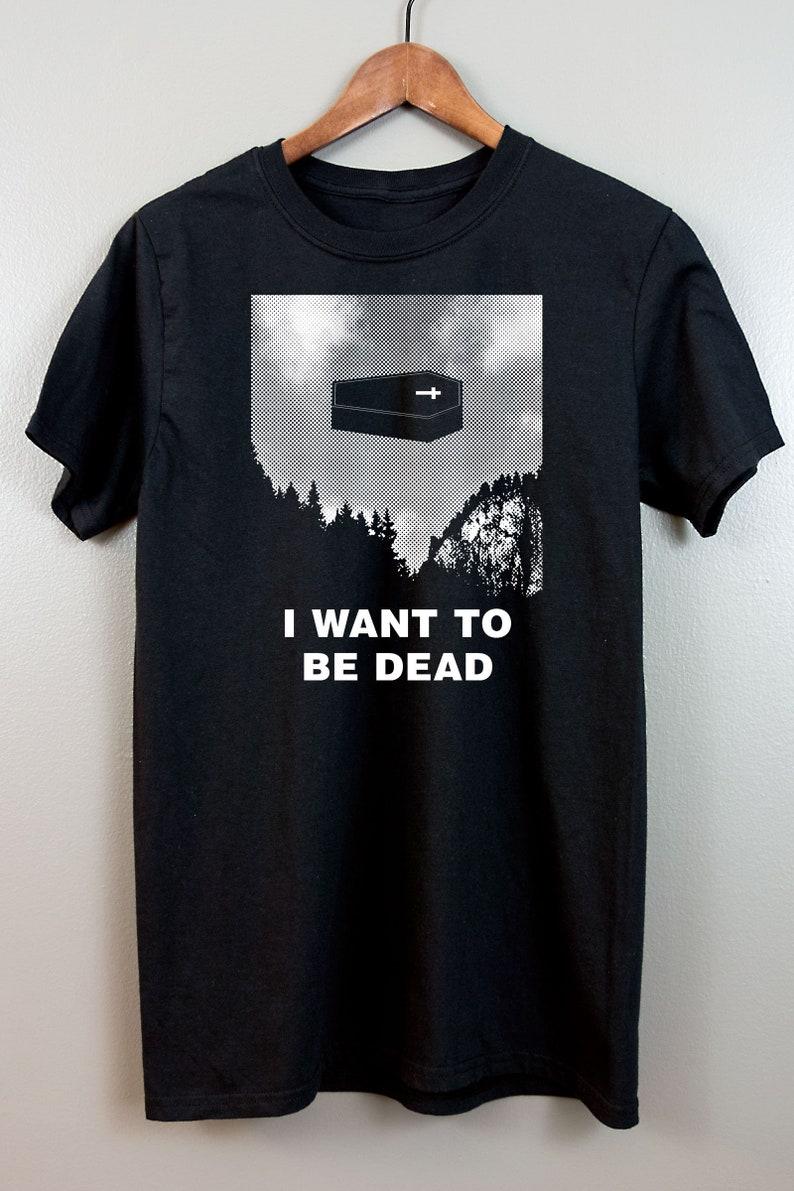 Gothic Short-Sleeve Unisex T-Shirt  Nu goth Pastel goth Soft image 0