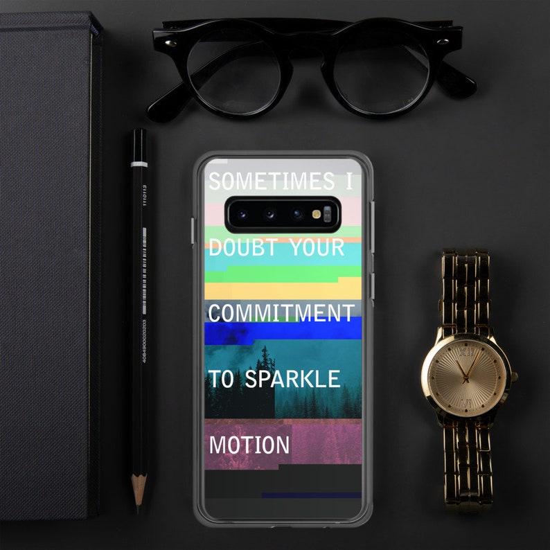 Vaporwave Samsung Galaxy S7 S8 S9 plus Case  Cyberpunk image 0