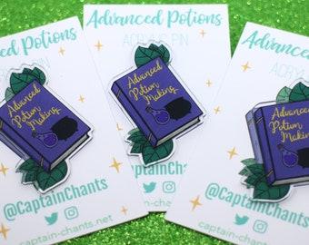 Advanced Potions | Acrylic Pin
