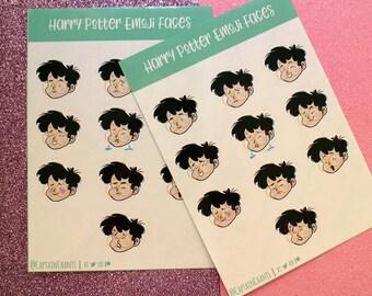 Harry Potter | Emoji Faces