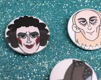 Rocky Horror | Badges