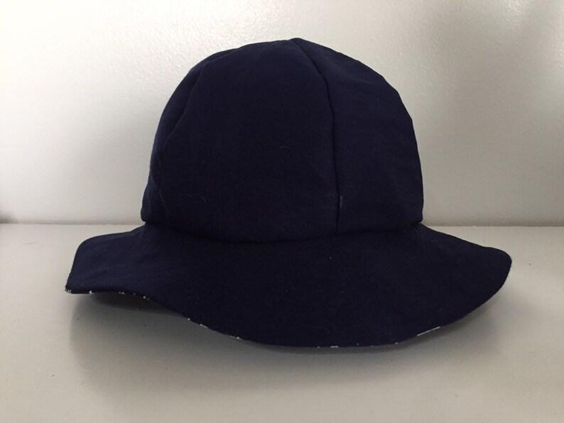 BabyToddlerChild Reversible Dallas Cowboys Sun Hat
