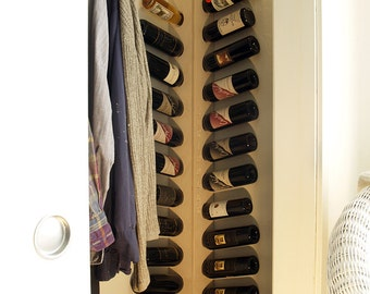 Corner Wine Rack Etsy