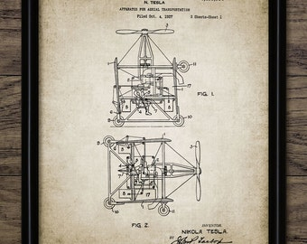 Rare-Earth-Doped Fiber Lasers and Amplifiers Revised and Expanded Optical Science and Engineering Tesla Aircraft Patent Print -