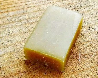 NETTLE HERBAL SHAMPOO bar- for oily or dry hair. Great for hair growth, Eucalyptus and ROsemary, vegan, 100% natural, handmade cold process