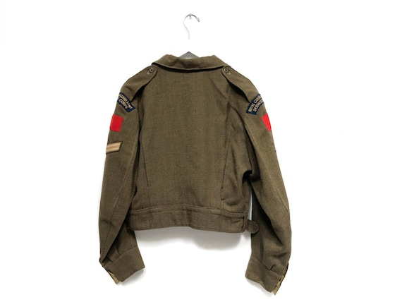 RCSC battledress thoughts? post war? authentic? Il_570xN.1541516560_ky55