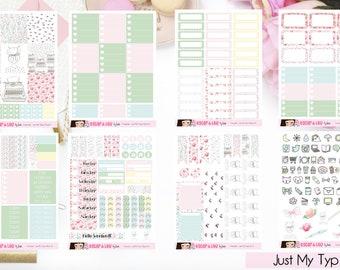 Freestyle Planning Sticker Kit - Just My Type