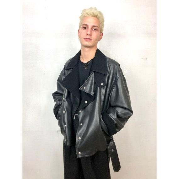 BYBLOS biker jacket