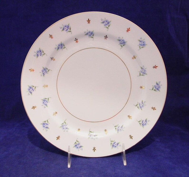 Noritake Remembrance 5146 3 Rimmed Soup Bowls Fine China Japan
