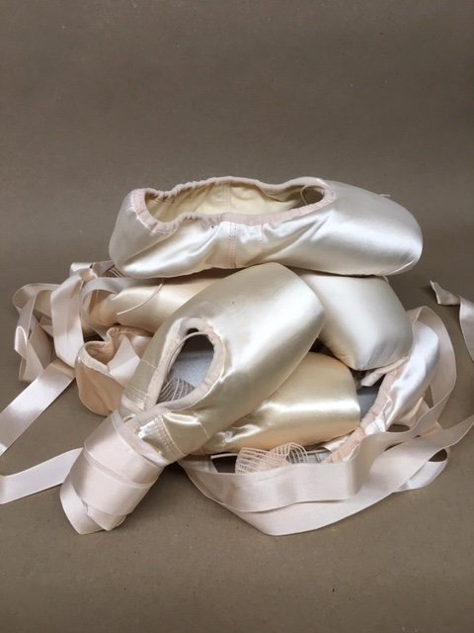 one pair of ballet shoes for craft only!!