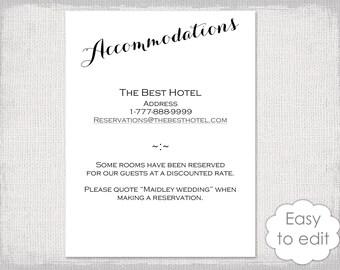 diy accommodation etsy