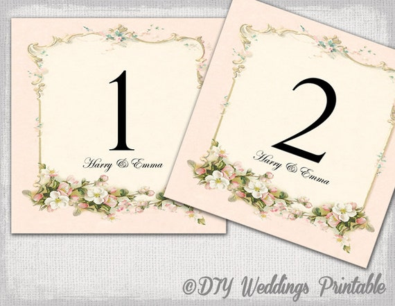 graphic regarding Printable Table Numbers named Printable Desk quantities template Do-it-yourself red marriage ceremony selection card Basic\
