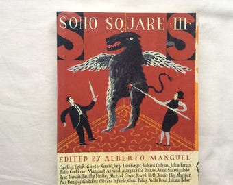 Vintage literature, Soho Square 111, 1990 Bloomsbury annual miscellany.softback.