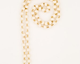 Very Allegra Off-White Interchangable Necklace