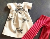 Doll Dress Set for Small Doll