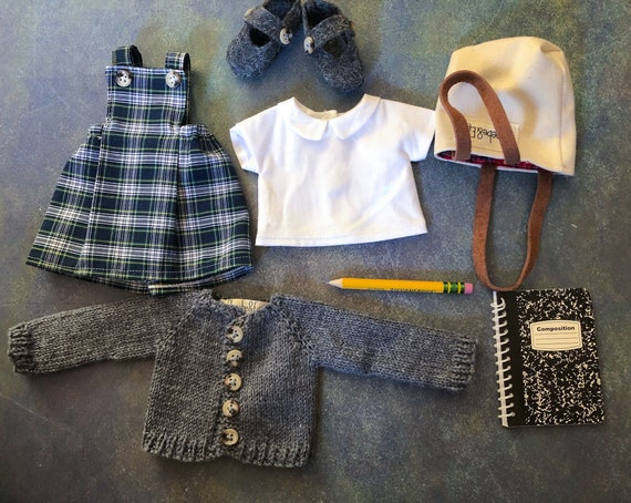 Back to School Girl Set