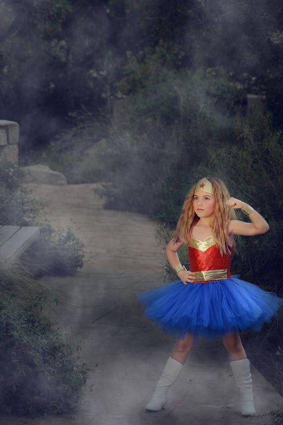Girls Wonder Woman Costume, Wonder Women Costume, Superhero Costume, Girls  Costume, Girls Halloween Costumes, Baby Girl Costume, Tutu,