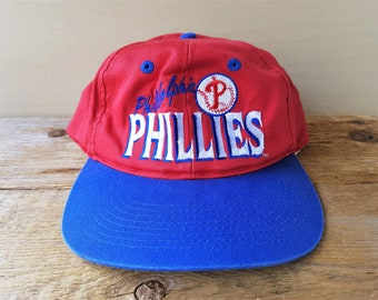 bb37dc2c 90s phillies hat | Etsy