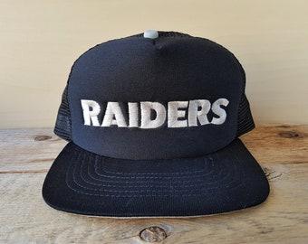 6b4233d0 Oakland raiders snapback | Etsy