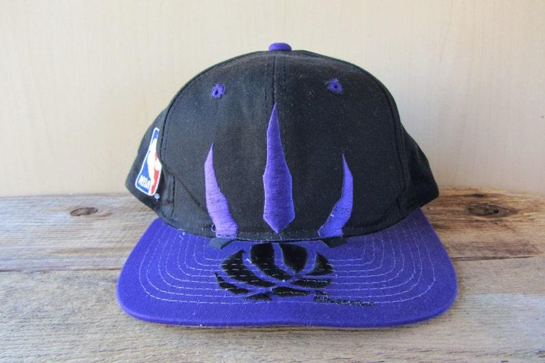 1989998b06a Toronto RAPTORS Original Vintage 90s STARTER Snapback Hat