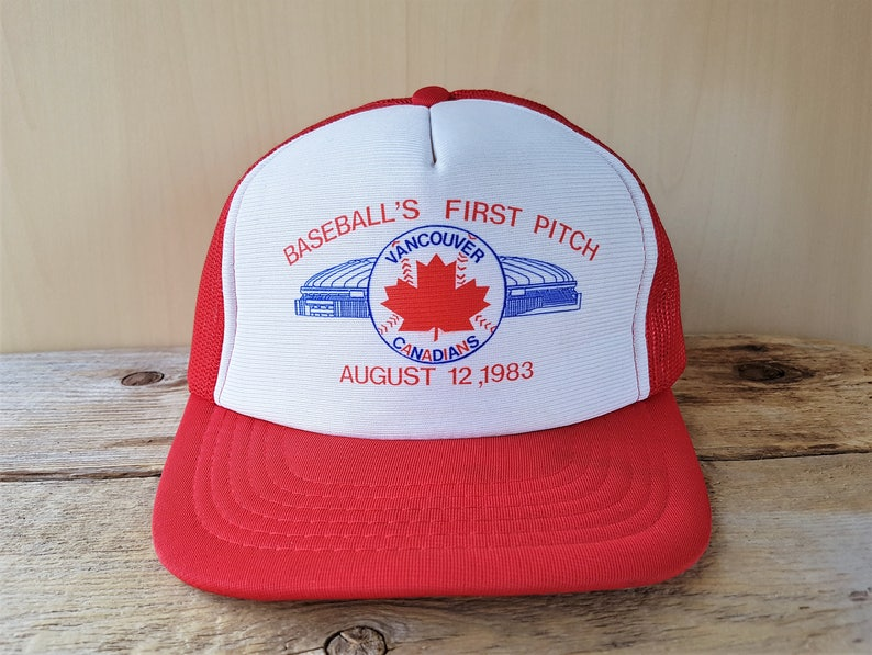 VANCOUVER CANADIANS Original  Baseball s First  a6902128acee