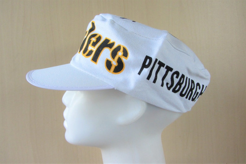 ce0525636 PITTSBURGH STEELERS Vintage Football Painter Hat Official NFL | Etsy