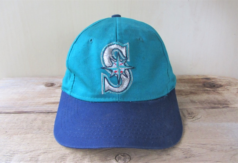 2c18794902f0b Seattle MARINERS Boys Sized Vintage 90s Official Licensed MLB