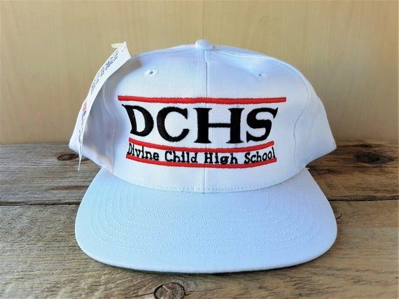 9164809b383 DCHS Divine Child High School Vintage 90s The Game Split Bar