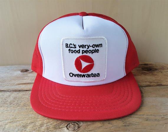 VISIERA-Red Hat 1980S Costume