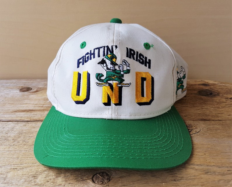 b7d8d149e8ba0 Vintage University of Notre Dame FIGHTING IRISH Original 2