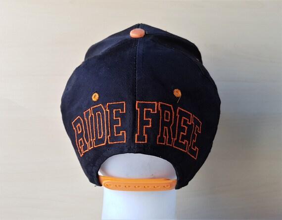 HARLEY DAVIDSON Motorcycles Vintage Snapback Hat  RiDE  1198f0615a21