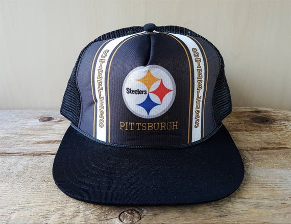 264711ddf PITTSBURGH STEELERS Original Vintage New Era Snapback Hat