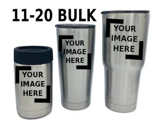 BULK* Engraved Stainless Tumbler