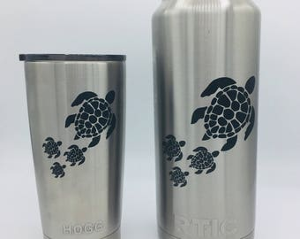 Engraved Stainless 30oz & 20ozTumbler, Bottle, or Can Holder Great Gifts, fathers / mothers / birthday / guy / girl / mom / dad