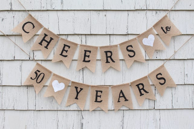 Cheers To 80 Years 80th Birthday Decorations Banner Loved Happy Rustic