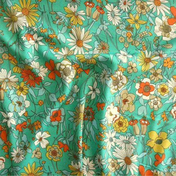 Printed Viscose Fabric 145cm wide         *FREE POSTAGE*