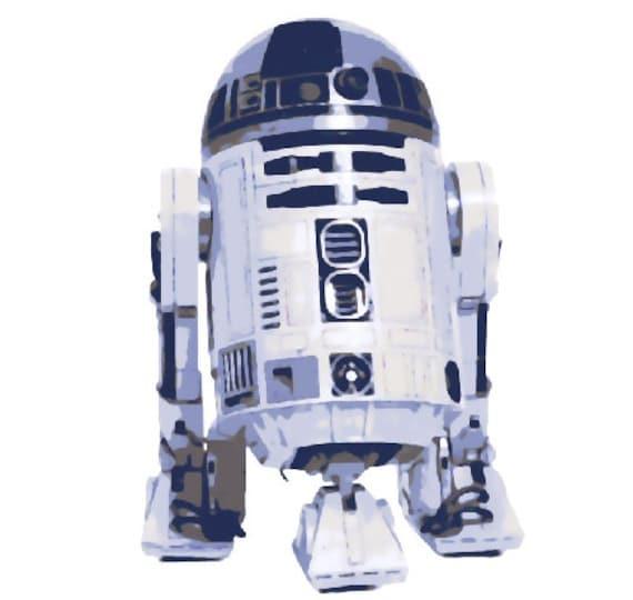 Cappello di stampa completa R2D2 di Star Wars