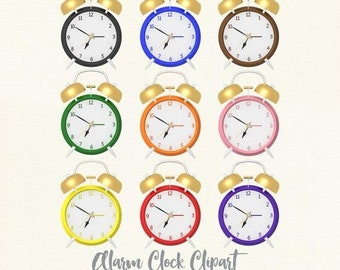 80% OFF THRU 9/7 ONLY alarm clocks clipart alarm clocks clip