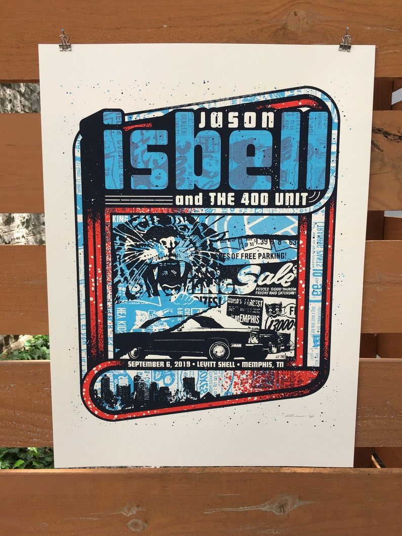 Jason Isbell 09.06.19 Show Exclusive image 0