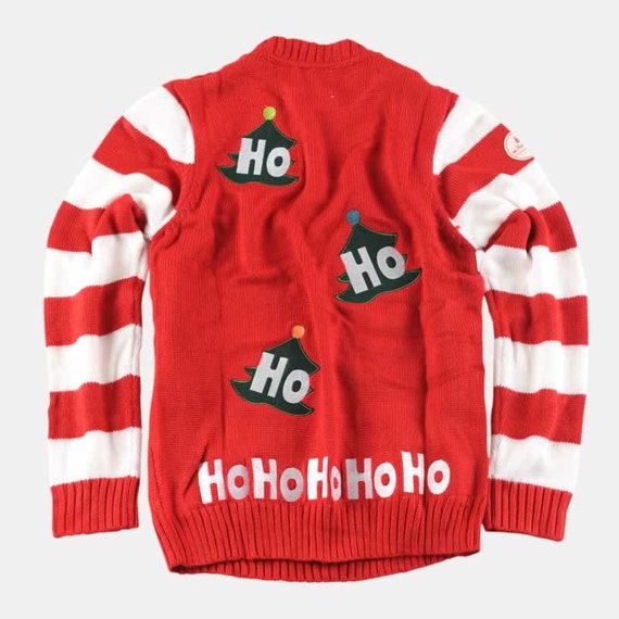 The Grinch Christmas Sweater.I Love Xmas Christmas Sweater Red Inspired By The Grinch Movie