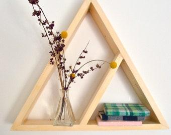 Large Triangle Shelf