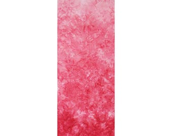 Hoffman Fabrics Ombre Mardi Gras Pink Red Bali Batik Fabric 851-575-Mardi-Gras