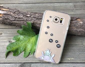 Totoro Samsung Galaxy Case, Choose your model